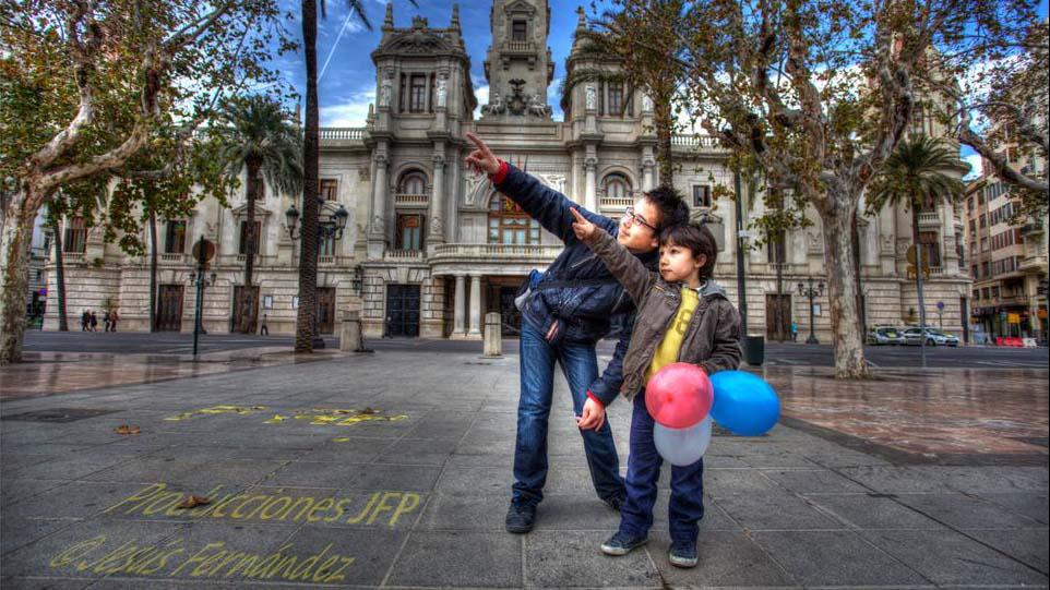 Valencia, una ciudad para comérsela